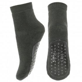 Papuci-sosete groase din lână mp Denmark - Dusty Ivy