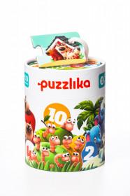 Puzzle 20, Sa ne numaram prietenii, Cubika