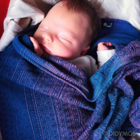Sling cu inele Didymos - Prima Sole Occidente