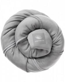 Wrap elastic Manduca, LightGrey