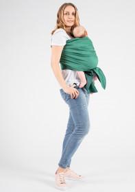 Wrap țesut Isara Green (R)evolution, marimea 6