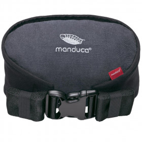 WrapTai halfbuckle Manduca Twist - Anthracite
