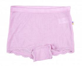 Chilot hipster fete Joha lână merinos si mătase - Basic Pink