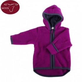 Jacheta din lână fiartă, Iobio - Viola