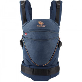 Marsupiu Ergonomic, Manduca XT Denim Blue