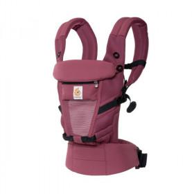 Marsupiu ergonomic, portbebe ,Ergobaby Adapt Cool Air Mesh, Plum