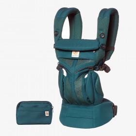 Marsupiu ergonomic,Ergobaby Omni 360 Cool Air Mesh Evergreen