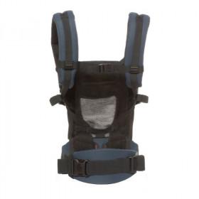 Marsupiu ergonomic, portbebe ,Ergobaby Omni 360 Cool Air Mesh Raven
