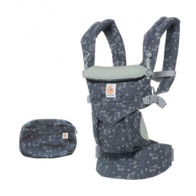 Marsupiu ergonomic,Ergobaby Omni 360, Trunks Up