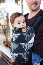Marsupiu ergonomic,Tula Toddler,ILLUSION