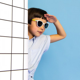 Ochelari de soare Ki ET LA ,4-6 ani - Butterfly Dots