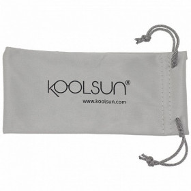 Ochelari de soare KOOLSUN, 3-8 ani - Sport- White Ice Blue