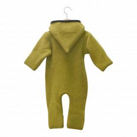 Overall din lână fiartă cu mănuși și botoșei, Stapf - Linde/Moss