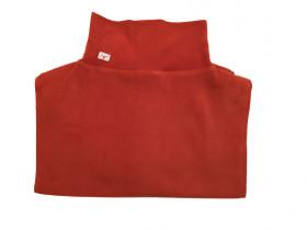 Pieptar polar MaM pentru Babywearing (mama+copil) - Rooibos Red