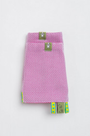 Protectii bretele Lenny lamb, Little Herringbone Purple