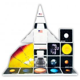 Racheta Galaxy, Magna-Tiles Structures