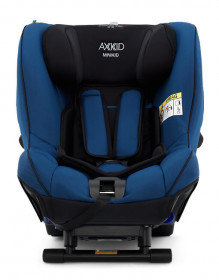 Scaun Auto Rear Facing Axkid Minikid 2.0 Albastru Sea