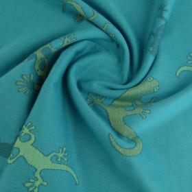 Didymos Sling cu inele, portbebe , Geckos Emerald