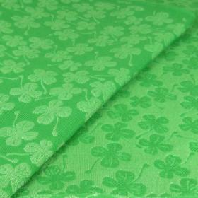 Wrap tesut Didymos - Green Clover, marimea 3 (3,2 m) (bumbac+canepa+matase)