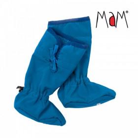 Botosei MaM SoftShell Winter Booties pt babywearing - Mykonos