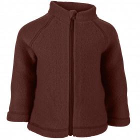Jacheta lână merinos fleece cu manusi Mikk-line - Andorra