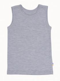 Maiou Joha lână merinos - Basic Grey