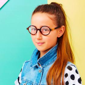 Ochelari de ecran Ki ET LA, 6-9 ani - Round Ekail