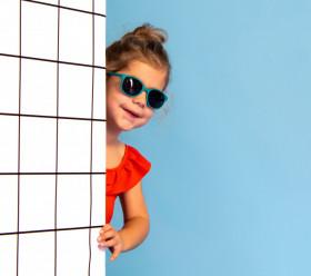 Ochelari de soare Ki ET LA ,1-2 ani - Wazz Peacock