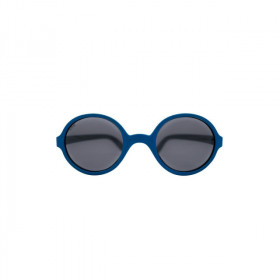 Ochelari de soare Ki ET LA ,2-4 ani - Round Denim