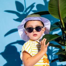 Ochelari de soare Ki ET LA ,2-4 ani -Wazz Black