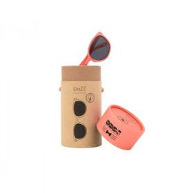 Ochelari de soare Ki ET LA ,2-4 ani - Wazz Grapfruit