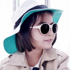 Ochelari de soare Ki ET LA ,4-6 ani - Cream