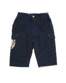 Pantaloni din raiat (bumbac organic), Frugi