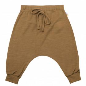 Pantaloni Joha lână merinos și mătase - Jellyfish Uni