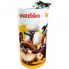 Puzzle 27 piese, 5 in 1, Dogs, Cubika