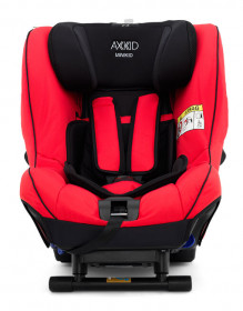 Scaun Auto Rear Facing Axkid Minikid 2.0 Rosu Shellfish