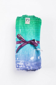 Swaddle Wrap Swallows Aurora , Lennylamb