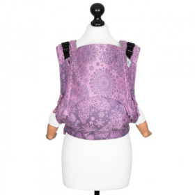 Toddler Size: Fidella Fusion Full Wrap Conversion, Iced Butterfly - violet (Transport Gratuit)