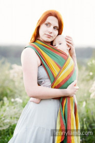 Wrap tesut Lennylamb - Indian Summer (4,6m)