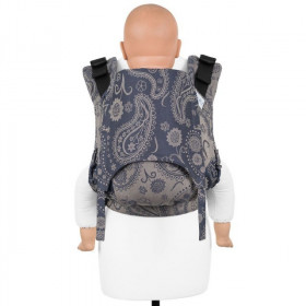 Baby Size: Fidella Fusion Full Wrap Conversion, , Persian Paisley -desert night(Transport Gratuit)