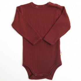 Body Joha lână merinos - Basic Crimson Red