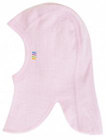 Cagulă dublată Joha lână merinos - Basic Pink
