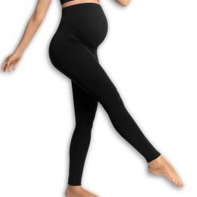 Colanti pentru gravide - Carriwell, negru
