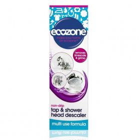 Gel indepartarea calcarului si murdariei pt robineti si cap de dus, Ecozone, 150 ml