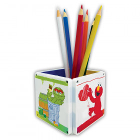 Invata culorile cu Elmo, Magna-Tiles Structures