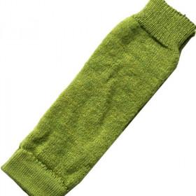 Jambiere Hirsch Natur lână organica terry wool - Green