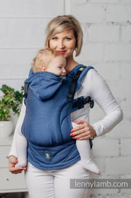 Lenny Lamb SSC Toddler, Full Wrap Conversion - Basic Line COBALT (Second Generation)