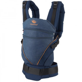 Manduca XT Denim Blue - Marsupiu Ergonomic