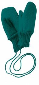 Mănuși din lână fiartă Disana - Pacific