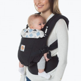 Marsupiu ergonomic,Ergobaby Adapt, Triple Triangles